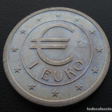Euros: ESPAÑA EURO EN PRUEBA 1998 (CHURRIANA) 1 EURO.. Lote 152588042