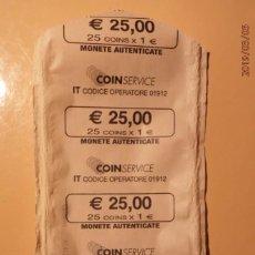 Euros: ITALIA - BLISTER MONEDAS 1 EURO.. Lote 153813470