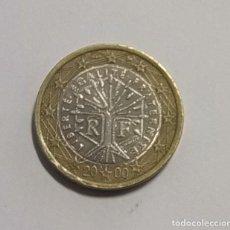 Euros: FRANCIA 1 EURO 2000 - CIRCULADA.. Lote 171141883