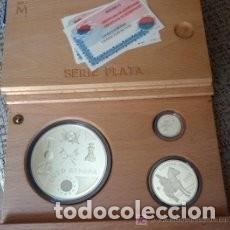 Euros: COLECCION EURO 1998 PLATA COMPLETA 3 MONEDAS. PLATA. HOMENAJE AL EJERCITO. FNMT. Lote 154955470