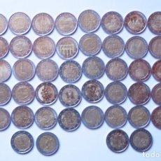 Euros: 2 EUROS- CONMEMORATVOS:ESPAÑA HOLANDA ALEMANIA AUSTRIA IRLANDA FRANCIA ITALIA BELGICA GRECIA- CIRCUL. Lote 178670153
