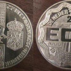 Euros: HOLANDA 1991 - 2,5 ECUS 75 ANIVERSARIO DE NIJMEGEN - TEMATICA BARCO- BARCOS- VELEROS . Lote 155245462