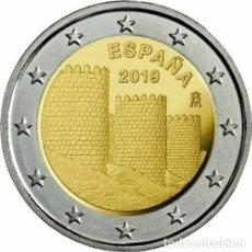 Euros: ESPAÑA. 2 EURO 2019. MURALLAS DE AVILA. S/C. Lote 163184370