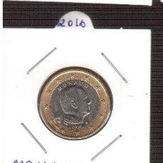 Euros: 1 EURO MONACO 2016 S/C LOS QUE VES UNA MONEDA . Lote 156993738