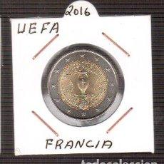 Euros: 2 EURO FRANCIA 2016 S/C LOS QUE VES UNA MONEDA . Lote 156994442