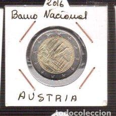 Euros: 2 EURO AUSTRIA 2016 S/C LOS QUE VES UNA MONEDA . Lote 156994722