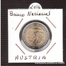 Euros: 2 EURO AUSTRIA 2016 S/C LOS QUE VES UNA MONEDA . Lote 156995014