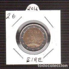 Euros: 2 EURO EIRE 2016 S/C LOS QUE VES UNA MONEDA . Lote 156995230