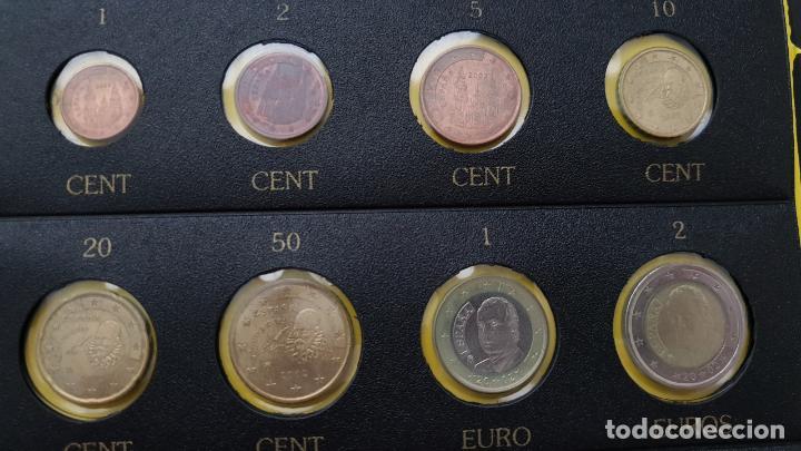 Euros: ESPAÑA 2002 LOTE DE MONEDAS DE EUROS DE 1 CÉNTIMO A 2 EUROS - Foto 3 - 157853682
