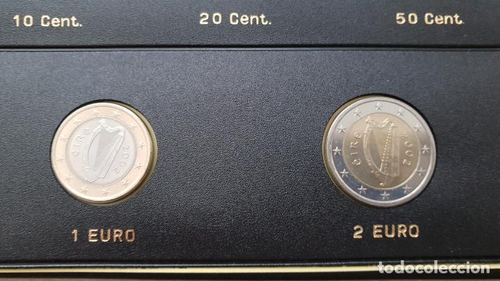 Euros: ESPAÑA 2002 LOTE DE MONEDAS DE EUROS DE 1 CÉNTIMO A 2 EUROS - Foto 4 - 157853682