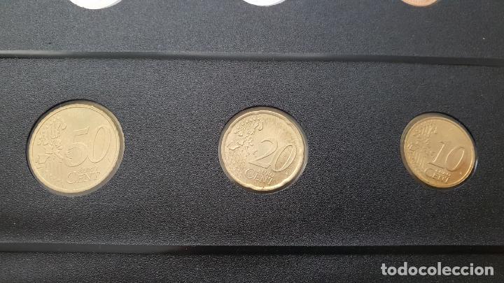 Euros: ESPAÑA 2002 LOTE DE MONEDAS DE EUROS DE 1 CÉNTIMO A 2 EUROS - Foto 7 - 157853682