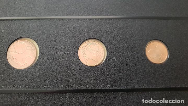 Euros: ESPAÑA 2002 LOTE DE MONEDAS DE EUROS DE 1 CÉNTIMO A 2 EUROS - Foto 8 - 157853682