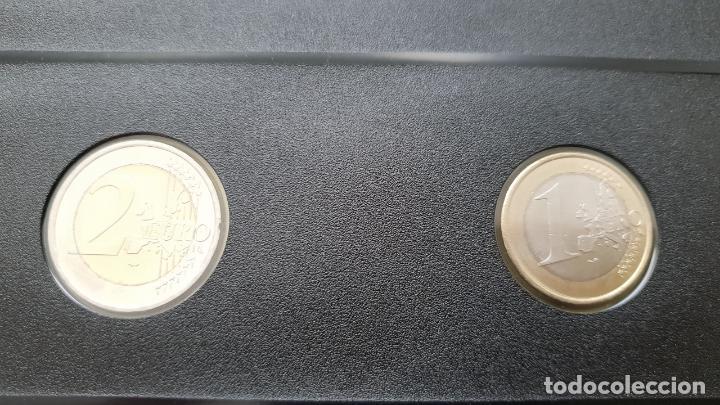 Euros: ESPAÑA 2002 LOTE DE MONEDAS DE EUROS DE 1 CÉNTIMO A 2 EUROS - Foto 9 - 157853682