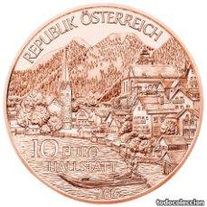 Euros: AUSTRIA 10 EUROS 2016 – ESTADO DE ALTA AUSTRIA. Lote 262584380