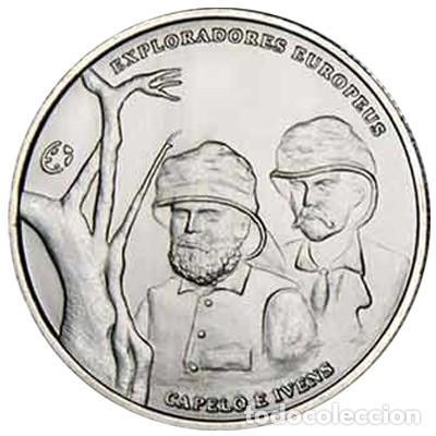 PORTUGAL 2011 2,5 EUROS EXPLORADORES EUROPEOS (Numismática - España Modernas y Contemporáneas - Ecus y Euros)
