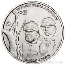 Euros: PORTUGAL 2011 2,5 EUROS EXPLORADORES EUROPEOS. Lote 194880395