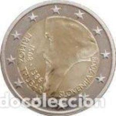 Euros: ESLOVENIA 2008. 2 EUROS. QUINTO CENTENARIO DEL NACIMIENTO DE PRIMOZ TRUBAR S/C. Lote 183416475