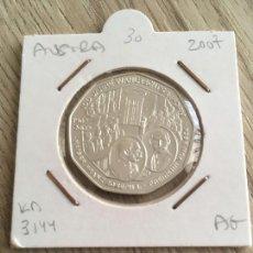 Euros: 5 EUROS DE PLATA AUSTRIA 2007. Lote 160465350