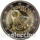 Euros: ESLOVAQUIA 2009. 2 EUROS. 20 ANIVERSARIO DEL 17 DE NOVIEMBRE DE 1989. S/C. Lote 160683230