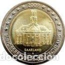 Euros: ALEMANIA 2009. 2 EUROS.ESTADO DE SARRE IGLESIA DE SAN LUIS. S/C. Lote 160682938