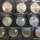Euros: LOTE 10 MONEDAS DE 12 EUROS DIFERENTES AÑOS, EN SU FUNDA ORIGINAL S/C. Lote 160694762
