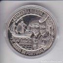 Euros: MONEDA DE PRUEBA DE PORTUGAL DE 5 EUROS DEL AÑO 1997 (NUEVA EN CAPSULA) . Lote 160725446