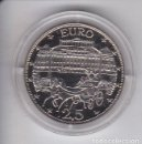 Euros: MONEDA DE PRUEBA DE AUSTRIA DE 2,50 EUROS DEL AÑO 1998 (NUEVA EN CAPSULA) SISSI. Lote 160726982