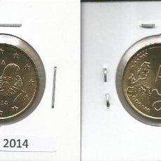 Euros: ESPAÑA 2014 - 50 CENT - SC. Lote 161023810