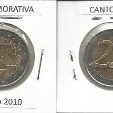 Euros: FRANCIA 2010 CONMEMORATIVA - 2 EURO - CIRCULADA EBC. Lote 161076770