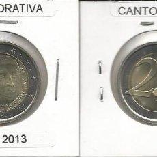 Euros: ITALIA 2013 CONMEMORATIVA - 2 EURO SC. Lote 161080302