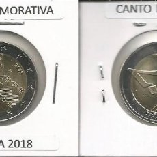 Euros: LITUANIA 2018 CONMEMORATIVA - 2 EURO SC. Lote 161081034