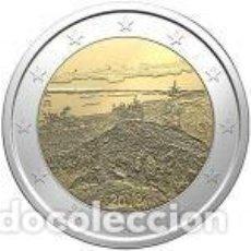 Euros: FINLANDIA 2018. 2 EUROS. PAISAJE NACIONAL FINLANDÉS - KOLI. Lote 254223140