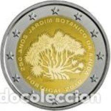 Euros: PORTUGAL 2018. 2 EUROS. 250 AÑOS DEL JARDÍN BOTÁNICO DE AJUDA. Lote 195457516