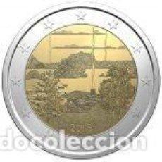 Euros: FINLANDIA 2018. 2 EUROS. CULTURA FINLANDESA DE LA SAUNA. S/C. Lote 279411698