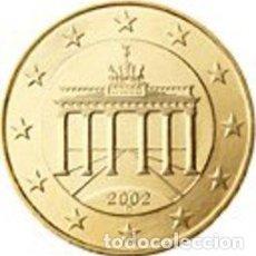 Euros: ALEMANIA 2002. 10 CENT. S/C. Lote 162003934