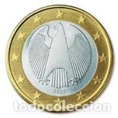 Euros: ALEMANIA 2002. 1 EURO. S/C. Lote 188691350
