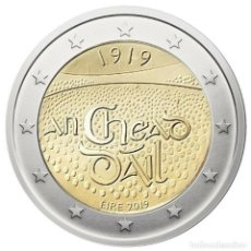 Euros: IRLANDA 2019 2€ CONMEMORATIVA. Lote 184056708