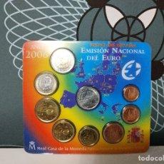 Euros: CARTERA ESTUCHE EUROS 2006. Lote 162323982