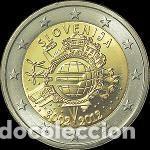 ESLOVENIA 2012. 2 EUROS CONMEMORATIVOS TYE 2012. S/C (Numismática - España Modernas y Contemporáneas - Ecus y Euros)