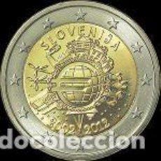 Euros: ESLOVENIA 2012. 2 EUROS CONMEMORATIVOS TYE 2012. S/C. Lote 195336872