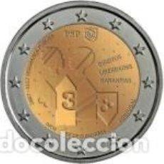 Euros: PORTUGAL 2017. 2 EUROS. 150 AÑOS DE LA POLICÍA DE SEGURIDAD PÚBLICA. S/C. Lote 195436155