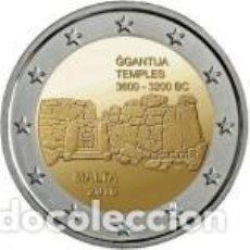 Euros: MALTA 2016. 2 EUROS. TEMPLOS DE GGANTIJA. S/C. Lote 195455963