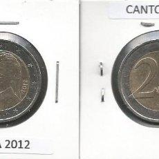 Euros: AUSTRIA 2012 - 2 EURO - CIRCULADA EBC. Lote 162799918