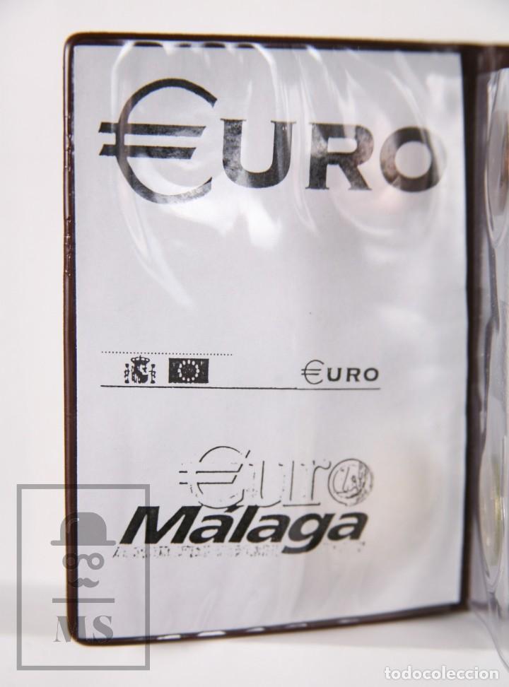 Euros: Cartera Euro en Prueba, Churriana. Málaga, Año 1998 / España 98 - Serie Completa, Sin Circular - Foto 3 - 163835318