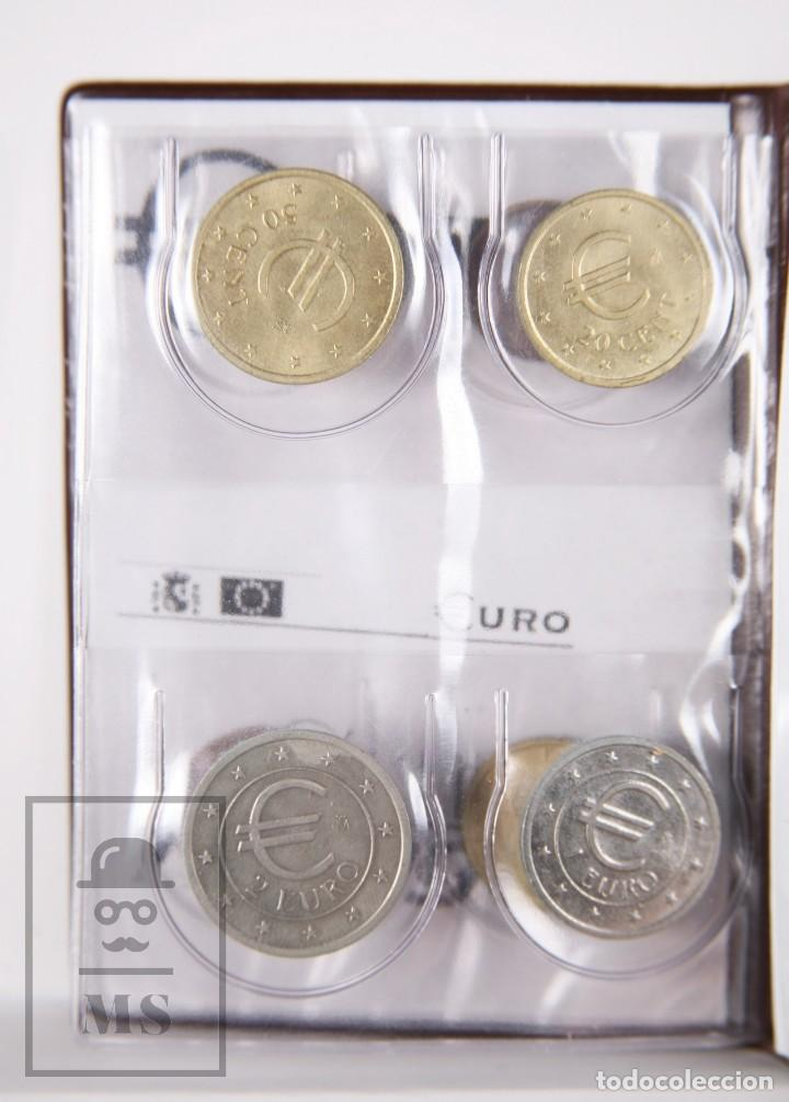 Euros: Cartera Euro en Prueba, Churriana. Málaga, Año 1998 / España 98 - Serie Completa, Sin Circular - Foto 7 - 163835318