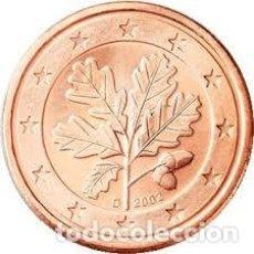 Euros: ALEMANIA 2005 2 CENT. S/C. Lote 177942903