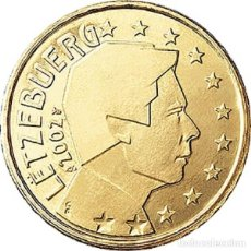 Euros: LUXEMBURGO 2010 50 CENT S/C. Lote 164852590