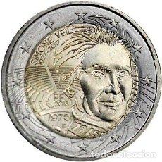 Euros: FRANCIA 2018 2€ SIMONE VEIL. Lote 194756078