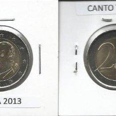 Euros: ESPAÑA 2013 - 2 EURO - CANTO TIPO B - SC. Lote 167492732