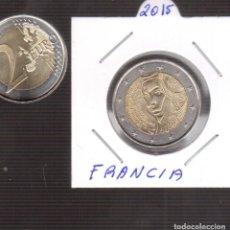 Euros: EUROPA 2 € DE FRANCIA 2015. Lote 167626104